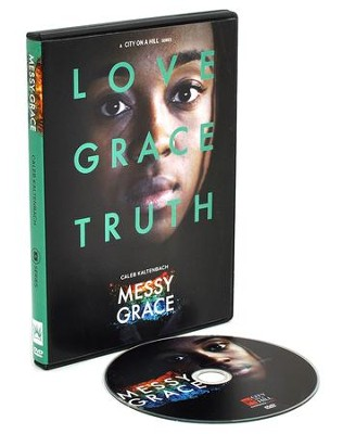 Messy Grace DVD Series   -     By: Caleb Kaltenbach