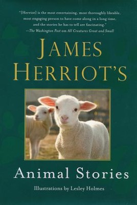 James Herriot's Animal Stories  -     By: James Herriot