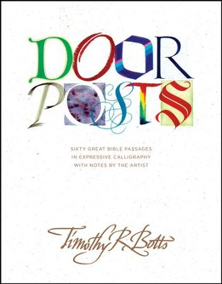 Doorposts   -     By: Timothy Botts