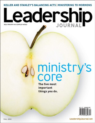 Leadership, 1 Year Magazine Subscription, USA   -     By: Christianity Today Magazine