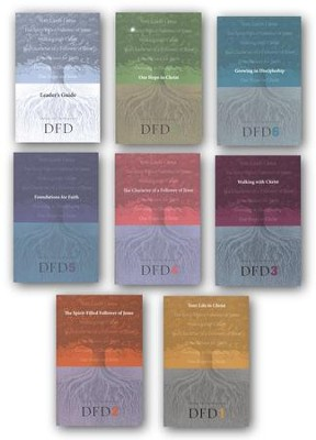 Design for Discipleship Series, 1-7 & Leader's Guide  -