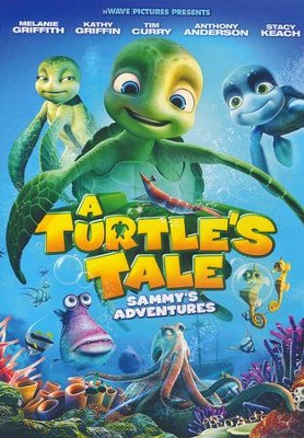A Turtle's Tale: Sammy's Adventure, DVD   -