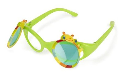 Giddy Buggy Flip-Up Sunglasses  -