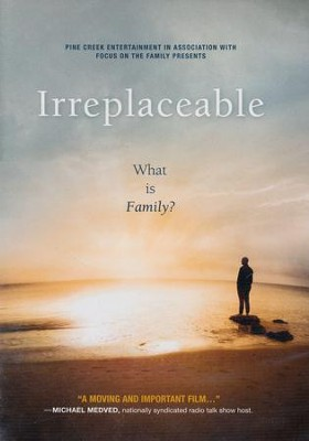 Irreplaceable: What Is Family? - DVD   -