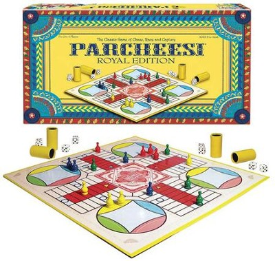 Parcheesi: Royal Edition   -