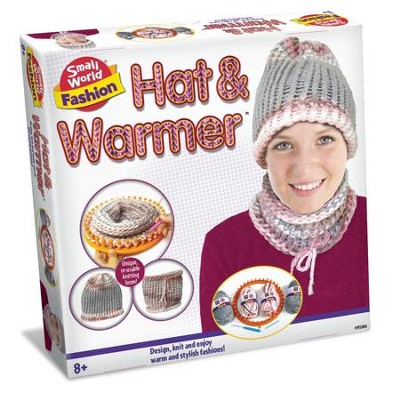 Hat and Warmer  -