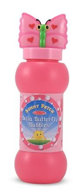 Bella Butterfly Bubbles  -