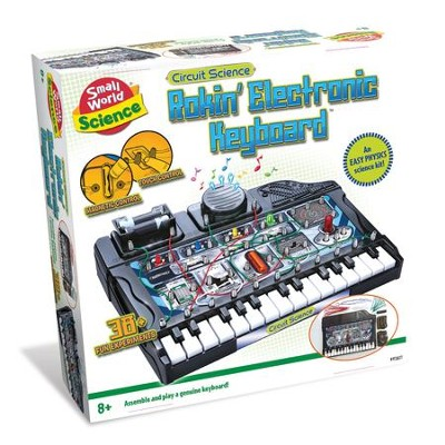Rockin' Electronic Keyboard  -