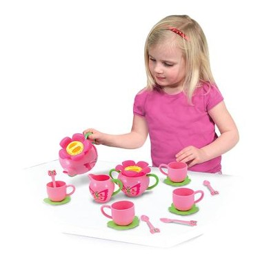 Bella Butterfly Tea Set  -
