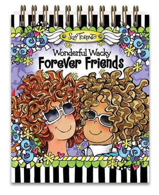 Forever Friends Easelbook  -     By: Suzy Toronto