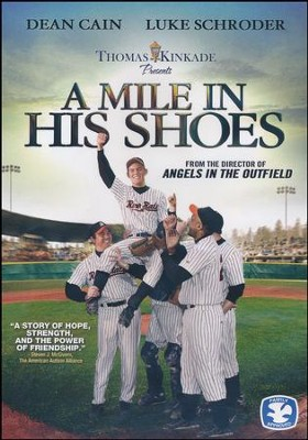 A Mile in His Shoes, DVD   -