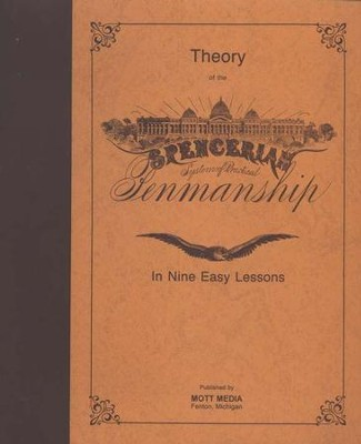 Theory of Spencerian Penmanship  -     By: P.R. Spencer