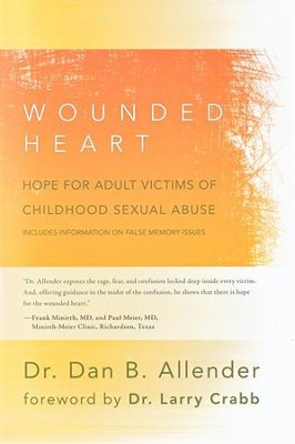 The Wounded Heart: Hope for Adult Victims of Childhood Sexual Abuse  -     By: Dan B. Allender Ph.D.