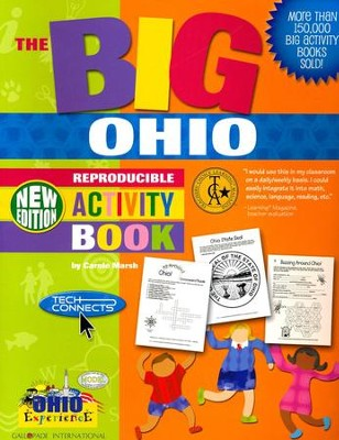 Ohio Big Activity Book, Grades K-5   -