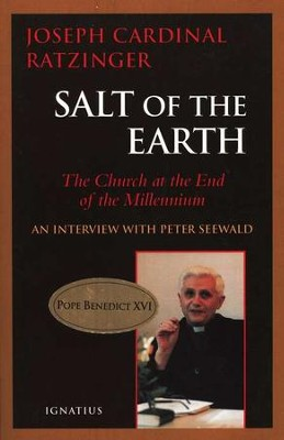 Salt of the Earth   -     By: Joseph Ratzinger