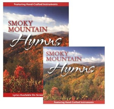 Smoky Mountain Hymns, Volume 1--CD and DVD   -     By: Jack Jezzro