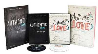Authentic Love Bible Study DVD Leader Kit: Christ, Culture, and the Pursuit of Purity  -     By: D.A. Horton, Amy-Jo Girardier