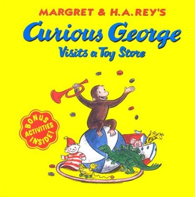 Curious George Visits a Toy Store Softcover  -     By: Margret Rey, H.A. Rey