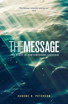 The Message, Ministry Edition: The Bible in Contemporary Language  -     By: Eugene H. Peterson