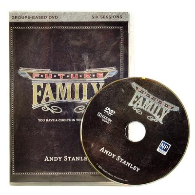 Future Family DVD  -     By: Andy Stanley