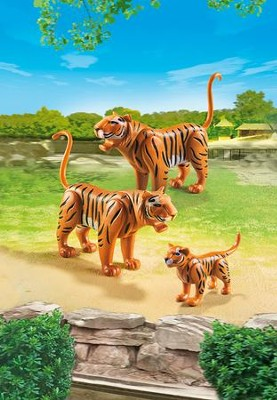 Playmobil Tiger Family Accessory  -