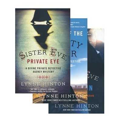Divine Private Detective Agency Mysteries, 3 Volumes  -     By: Lynne Hinton