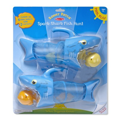 Spark Shark Fish Hunt  -