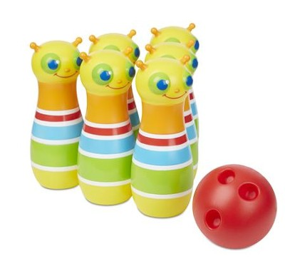 Giddy Buggy Bowling Set  -