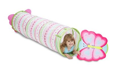 Cutie Pie Butterfly Tunnel  -