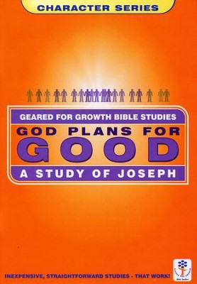 God Plans for Good: A Study of Joseph  -     By: Dorothy Russell