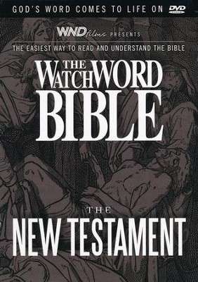 The WatchWORD Bible New Testament  -     Narrated By: Don Wadsworth