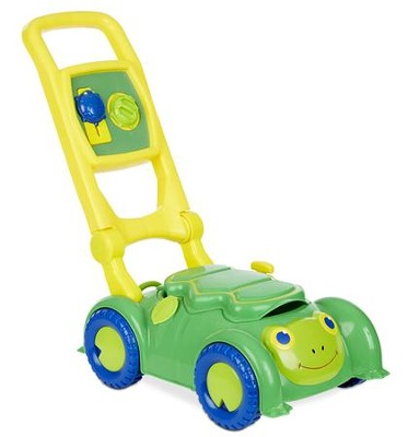 Snappy Turtle Mower  -