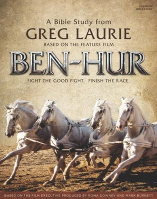 Ben-Hur Bible Study Member Book  -     By: Greg Laurie
