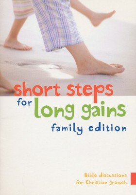 Short Steps For Long Gains: Family Edition   -     By: Simon Manchester