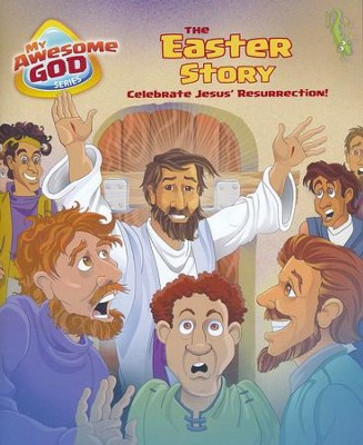The Easter Story Pack of 10   -