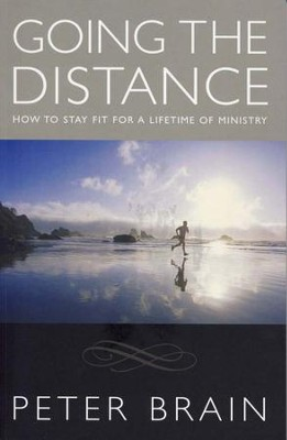 Going The Distance  -     By: Peter Brain