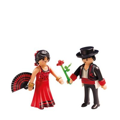 PlayMobil Flamenco Dancers Duo Pack  -