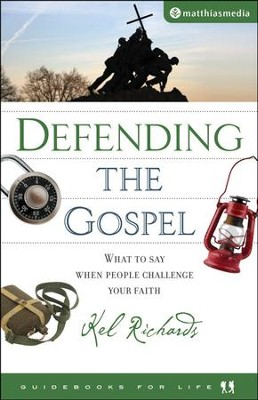 Defending The Gospel  -     By: Kel Richards