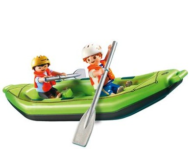 PlayMobil Whitewater Rafters  -
