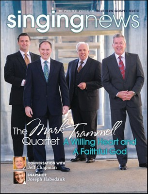 Singing News, 2 Year Magazine Subscription, Canadian   -