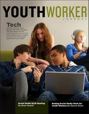 Youthworker Journal 3 year USA subscription   -