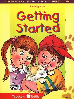 Getting Started--Teacher's Edition   -