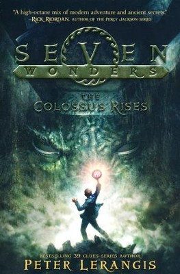 #1: Colossus Rises -The  -     By: Peter Lerangis     Illustrated By: Torstein Norstrand, Mike Reagan
