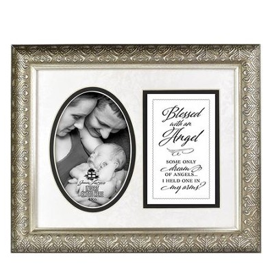 Blessed With An Angel Photo Frame  -