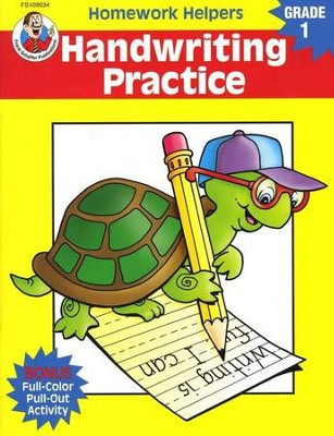 Handwriting Practice (1) Homework Helper  -
