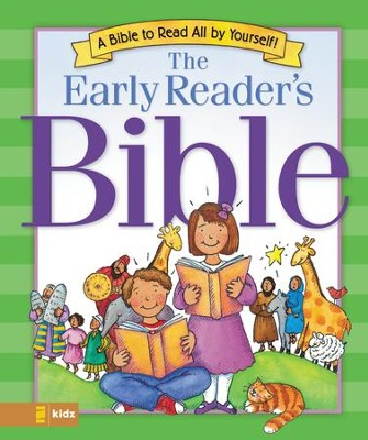 The Early Reader's Bible, Revised   -     By: V. Gilbert Beers