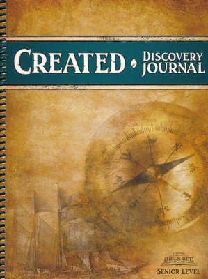 Created: Discovery Journal - Senior Level, National Bible Bee    -