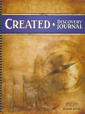 Created: Discovery Journal - 2017 Junior Level, National Bible  Bee  -