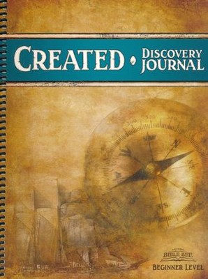 Created: Discovery Journal - 2017 Beginner Level, National Bible  Bee  -