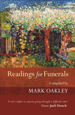 Readings for Funerals  -     By: Mark Oakley